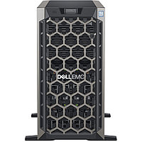 Сервер Dell PowerEdge T440 210-AMEI-21 (Tower, Xeon Gold 5215, 2500 МГц, 10 ядер, 13.75 MБ, 2x 16 ГБ, LFF, фото 1