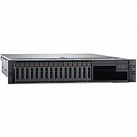 "Сервер Dell PowerEdge R740 210-AKXJ-353 (2U Rack, Xeon Gold 5217, 3000 МГц, 8 ядер, 11 МБ, SFF 2.5"", 16 шт), фото 1"