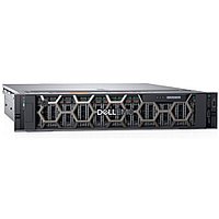 Сервер Dell PowerEdge R740xd 210-AKZR-231 (2U Rack, Xeon Silver 4214, 2200 МГц, 12 ядер, 16.5 МБ, 8x 32 ГБ,, фото 1