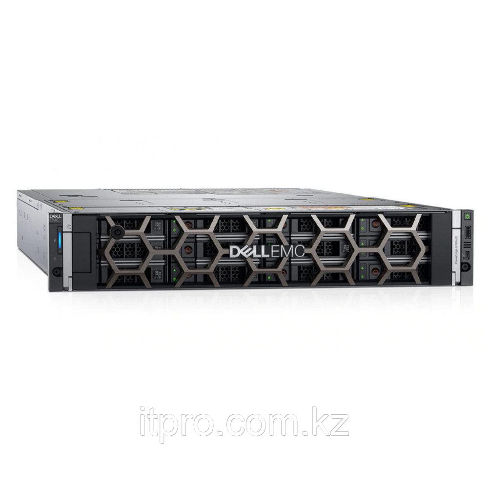 Сервер Dell PowerEdge R740xd R7XD-8844-1 (2U Rack, Xeon Gold 6230, 2100 МГц, 20 ядер, 27.5 МБ, 2x 16 ГБ, LFF