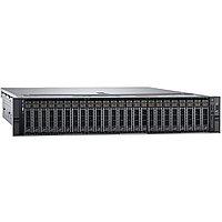 Сервер Dell PowerEdge R740XD 210-AKZR-232 (2U Rack, Xeon Gold 5215, 2500 МГц, 10 ядер, 13.75 MБ, 16x 32 ГБ,, фото 1
