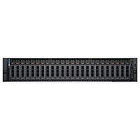 Сервер Dell PowerEdge R740xd 210-AKZR-131 (2U Rack, Xeon Silver 4214, 2200 МГц, 12 ядер, 16.5 МБ, 24x 16 ГБ,, фото 1