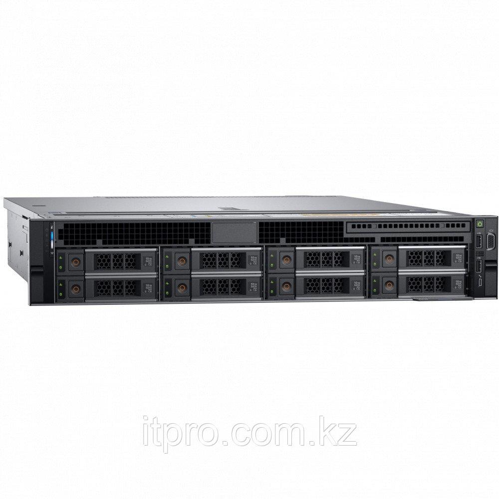 Сервер Dell PowerEdge R740 PER740RU1-09 (2U Rack, Xeon Gold 6238R, 2200 МГц, 28 ядер, 38.5 МБ, 24x 32 ГБ, LFF