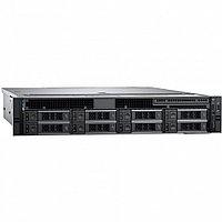 Сервер Dell PowerEdge R740 PER740RU1-09 (2U Rack, Xeon Gold 6238R, 2200 МГц, 28 ядер, 38.5 МБ, 24x 32 ГБ, LFF, фото 1