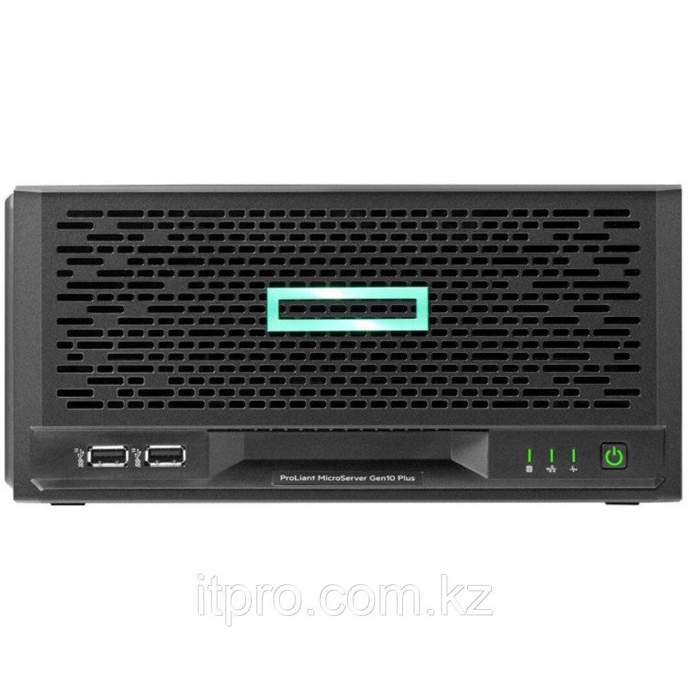 Сервер HPE ProLiant MicroServer Gen10 Plus P16005-421 (Tower, Pentium G5420, 3800 МГц, 2 ядра, 4 МБ, 1x 8 ГБ,
