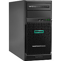 "Сервер HPE ProLiant ML30 Gen10 P16929-421 (Tower, Xeon E-2234, 3600 МГц, 4 ядра, 8 МБ, 1x 16 ГБ, LFF 3.5"", 4, фото 1"