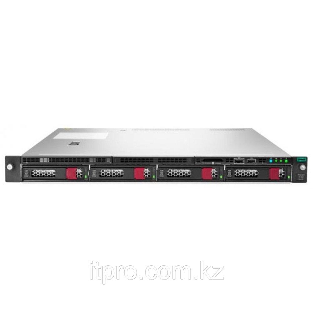 Сервер HPE DL160 Gen10 P35515-B21 (1U Rack, Xeon Silver 4210R, 2400 МГц, 10 ядер, 13.75 MБ, 1x 16 ГБ, LFF