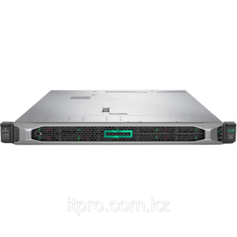 Сервер HPE Proliant DL360 Gen10 P24742-B21 (1U Rack, Xeon Gold 6226R, 2900 МГц, 16 ядер, 22 МБ, 1x 32 ГБ, SFF