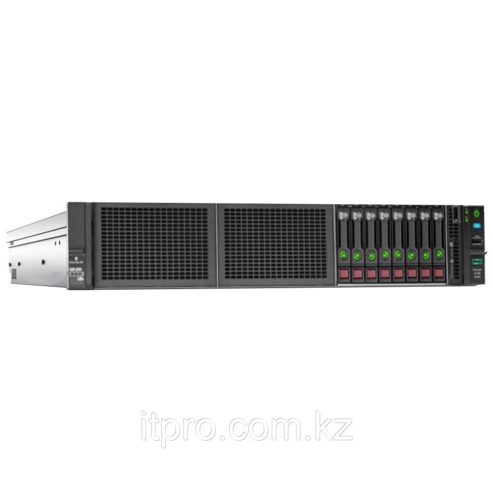 "Сервер HPE ProLiant DL385 Gen10 878714-B21 (2U Rack, EPYC 7251, 2100 МГц, 8 ядер, 32 МБ, 1x 16 ГБ, SFF 2.5"", 8"