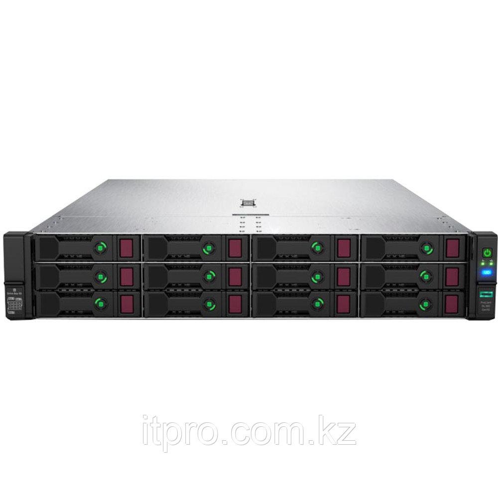"Сервер HPE ProLiant DL385 Gen10 878712-B21 (2U Rack, EPYC 7251, 2100 МГц, 8 ядер, 32 МБ, 1x 16 ГБ, LFF 3.5"","