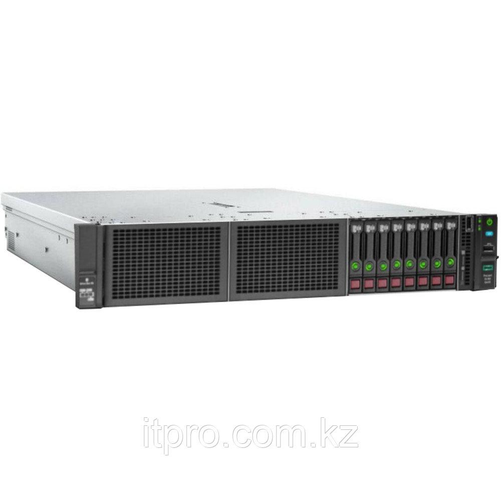 "Сервер HPE ProLiant  DL385 Gen10 P16692-B21 (2U Rack, EPYC 7262, 3200 МГц, 8 ядер, 128 МБ, 1x 16 ГБ, SFF 2.5"","