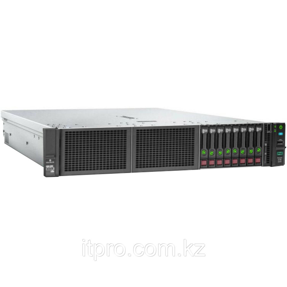 "Сервер HPE ProLiant DL385 P16694-B21 (2U Rack, EPYC 7302, 3000 МГц, 16 ядер, 128 МБ, 1x 16 ГБ, SFF 2.5"", 8 шт)"