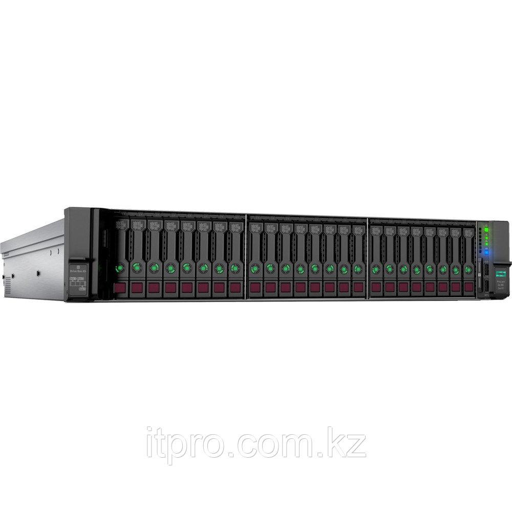 Сервер HPE ProLiant DL380Gen10 P24841-B21 (2U Rack, Xeon Silver 4210R, 2400 МГц, 10 ядер, 13.75 MБ, 1x 32 ГБ,