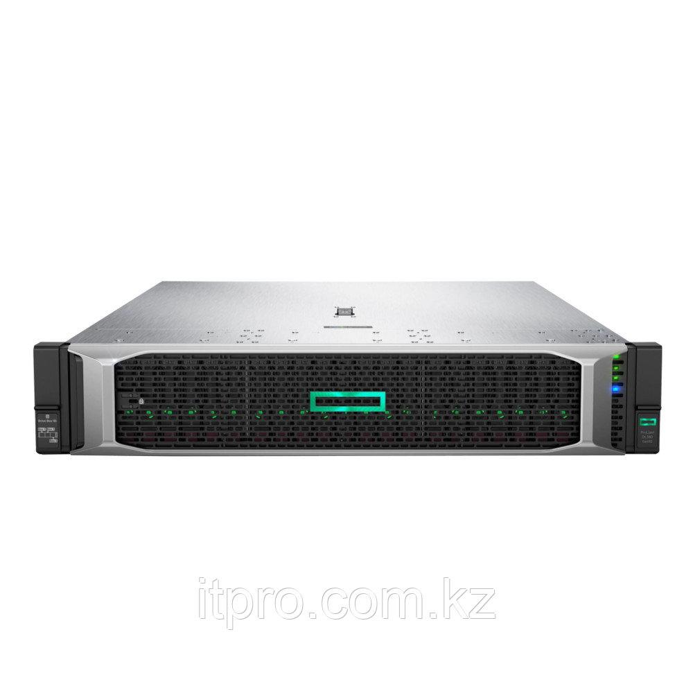 Сервер HPE ProLiant DL380 Gen10 P24845-B21 (2U Rack, Xeon Gold 5220R, 3800 МГц, 4 ядра, 16.5 МБ, 1x 32 ГБ, SFF
