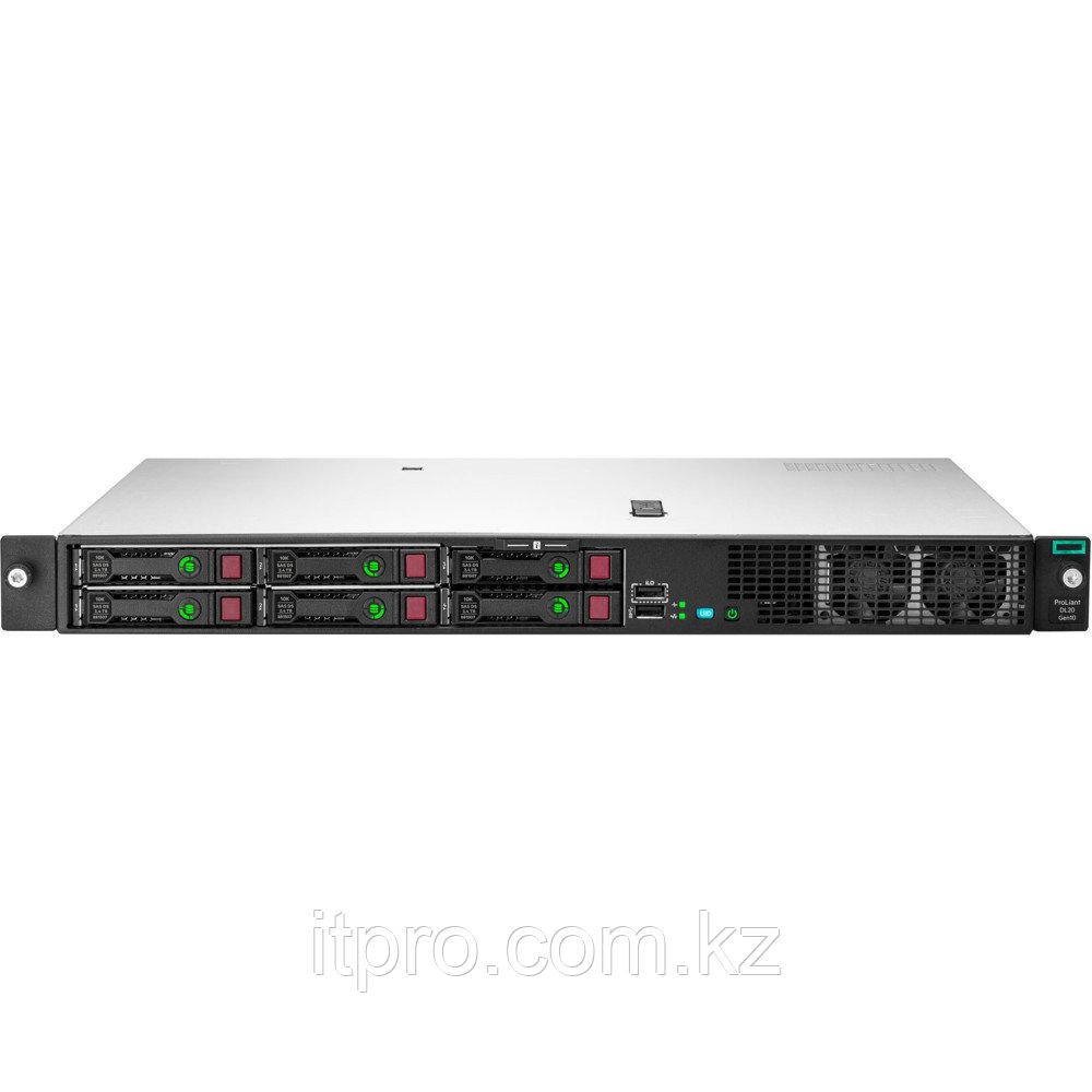 Сервер HPE ProLiant DL160 Gen10 P35517-B21 (1U Rack, Xeon Gold 5218, 2300 МГц, 16 ядер, 22 МБ, 1x 16 ГБ, SFF