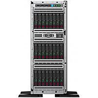 "Сервер HPE ML350 Gen10 P25008-421 (Tower, Xeon Gold 5218, 2300 МГц, 16 ядер, 22 МБ, 1x 32 ГБ, SFF 2.5"", 24 шт), фото 1"
