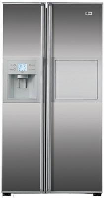 Холодильник Side-by-Side LG GC-P217LGMR.Алматы