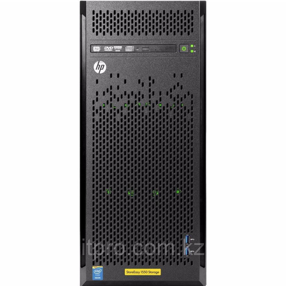 Сервер HPE ML110 Gen10 878450-421 (Tower, Xeon Bronze 3104, 1700 МГц, 6 ядер, 8.25 МБ)