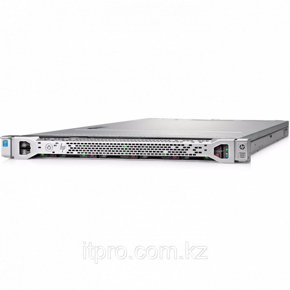 Сервер HPE Proliant DL160 Gen9 830570-B21 (1U Rack, Xeon E5-2603 v4, 1700 МГц, 6 ядер, 15 МБ)