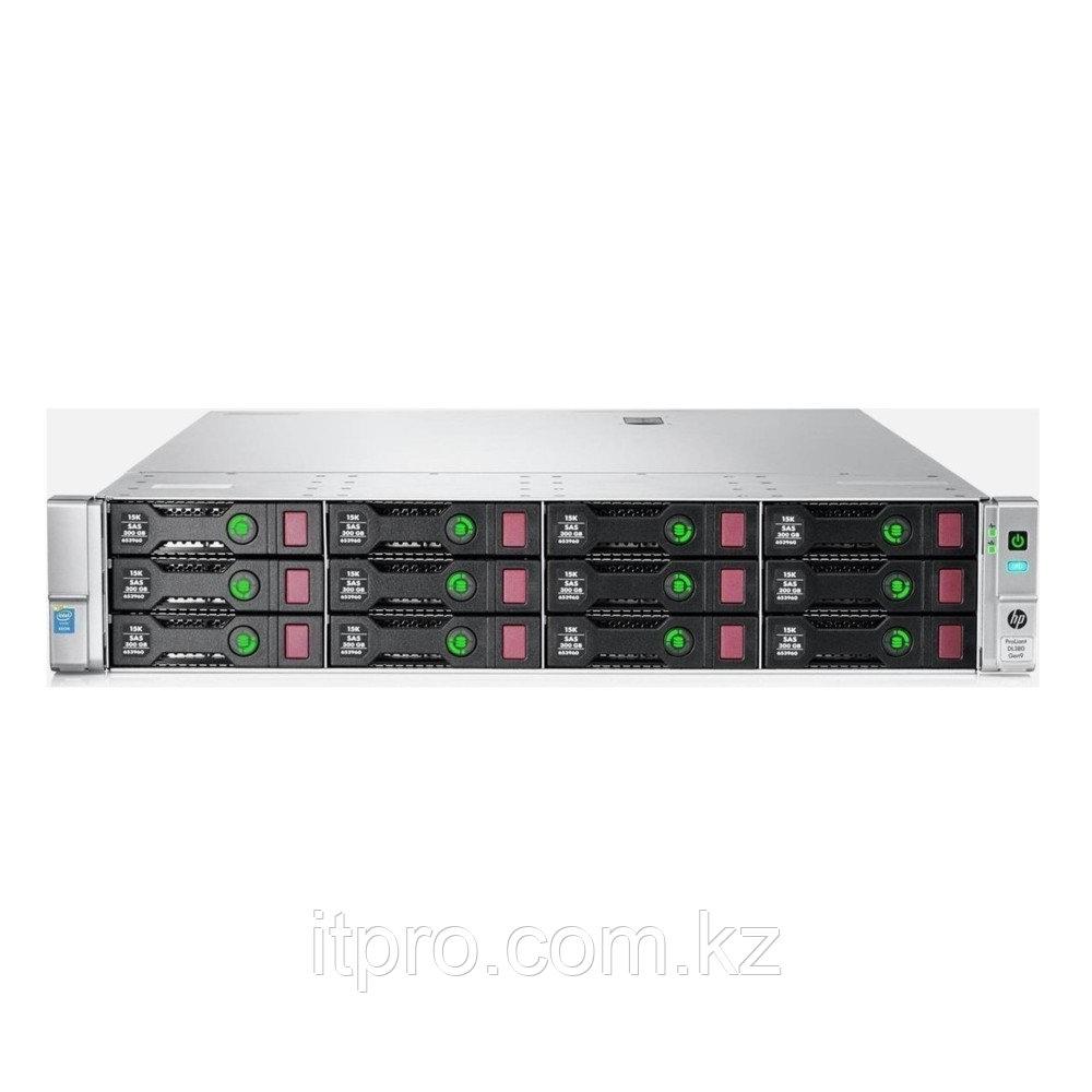 Сервер HPE ProLiant DL380 Gen10 Q9F02A (2U Rack, Xeon Bronze 3106, 1700 МГц, 8 ядер, 11 МБ)