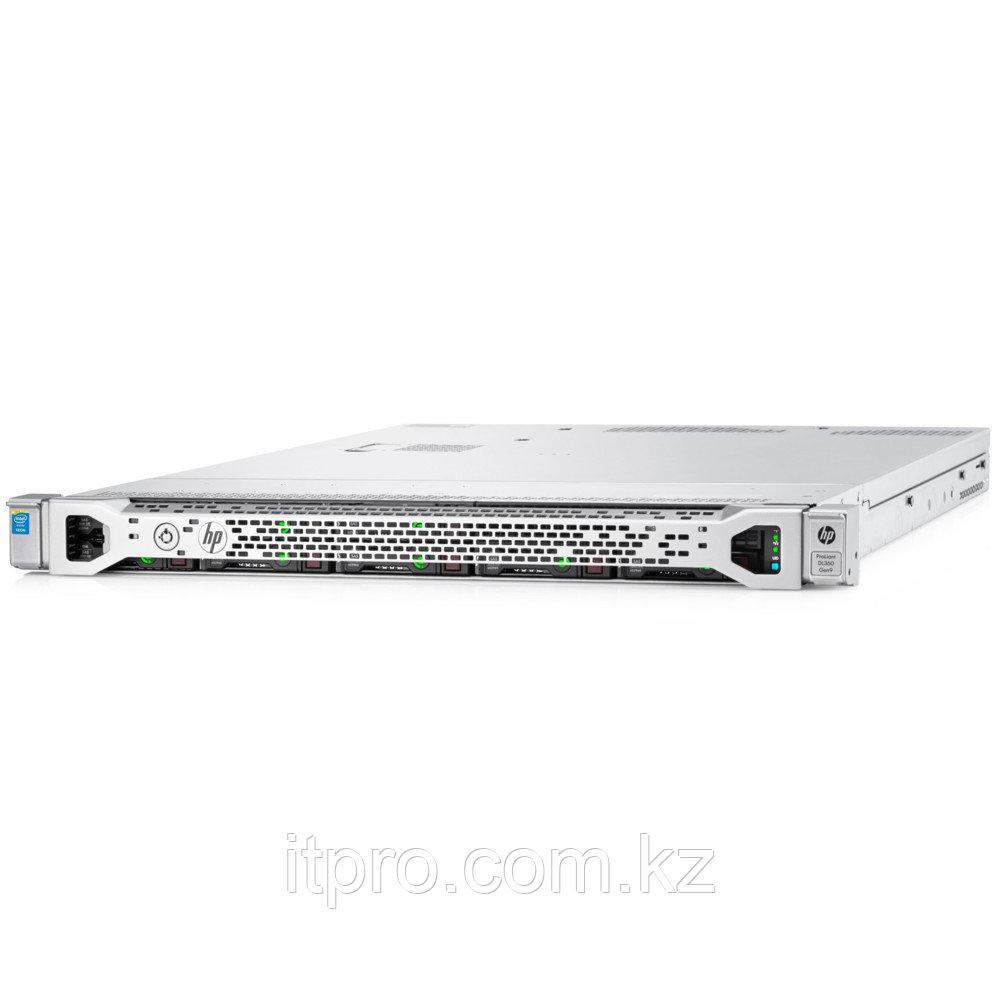 Сервер HPE ProLiant DL360 Gen9 755260-B21 (1U Rack, Xeon E5-2603 v3, 1600 МГц, 6 ядер, 15 МБ)