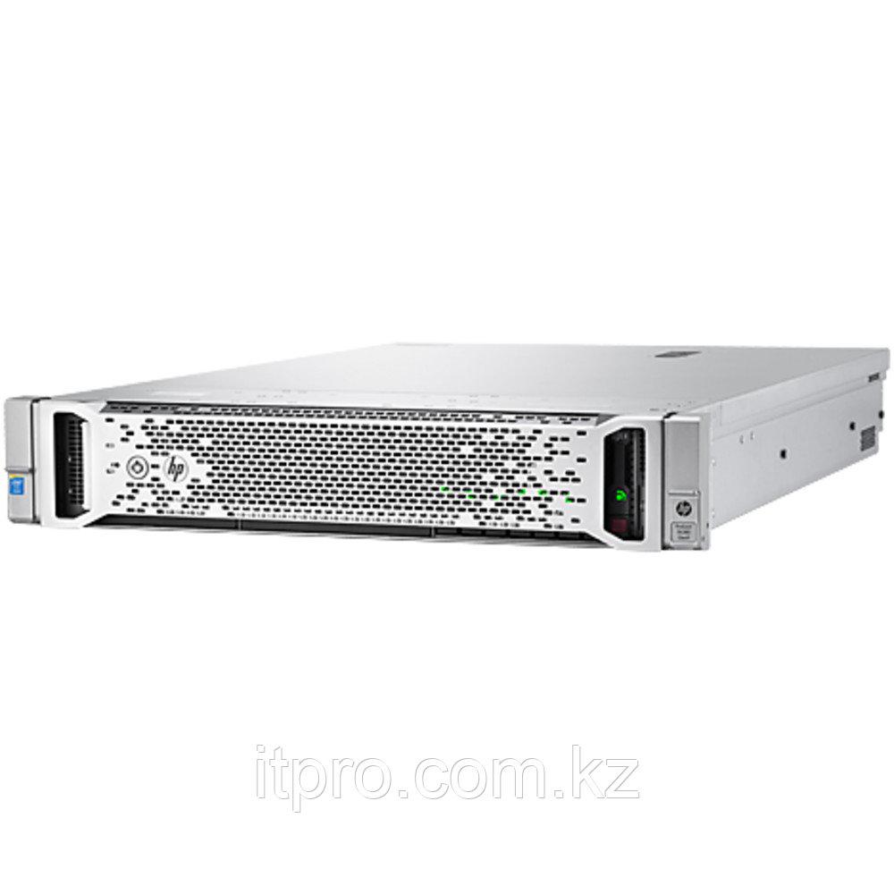 Сервер HPE ProLiant DL380 Gen9 848774-B21 (1U Rack, Xeon E5-2630 v4, 2200 МГц, 10 ядер, 25 МБ)