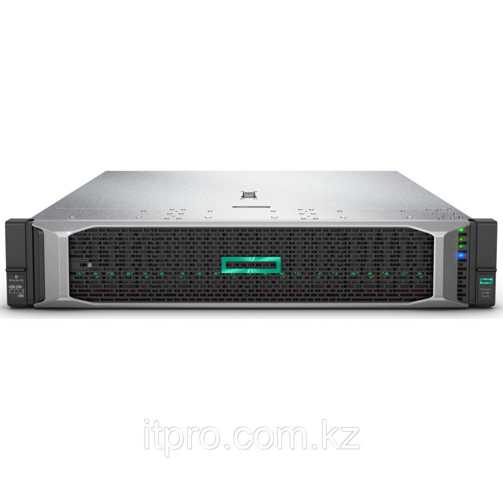 Сервер HPE ProLiant DL380 Gen10 875670-425 (1U Rack, Xeon Bronze 3106, 1700 МГц, 8 ядер, 11 МБ)