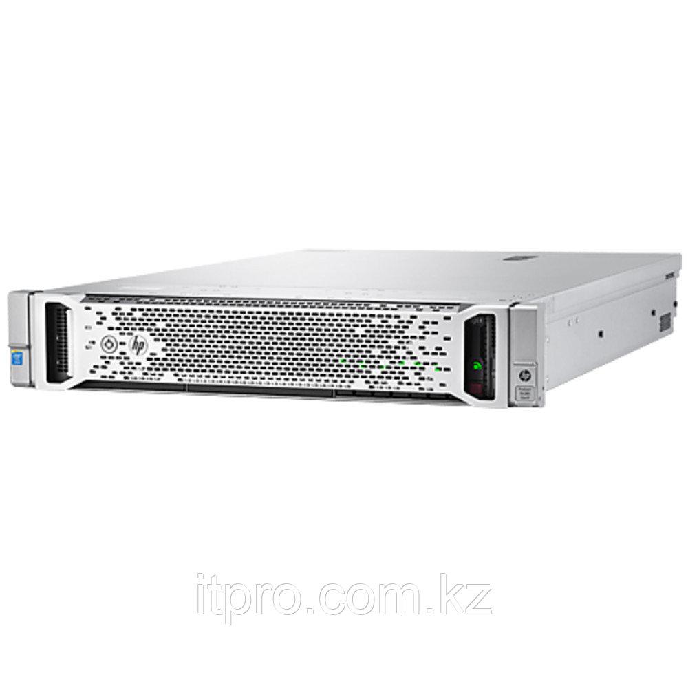 Сервер HPE ProLiant DL380 Gen9 752687-B21 (1U Rack, Xeon E5-2620 v3, 2400 МГц, 6 ядер, 15 МБ)