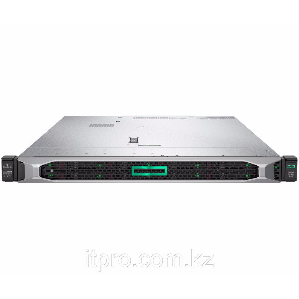 Сервер HPE ProLiant DL360 Gen10 876100-425 (1U Rack, Xeon Silver 4114, 2200 МГц, 10 ядер, 13.75 MБ)