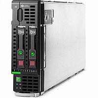 Сервер HPE ProLiant BL460c Gen9 813193-B21 (Blade, Xeon E5-2620 v4, 2100 МГц, 8 ядер, 20 МБ)
