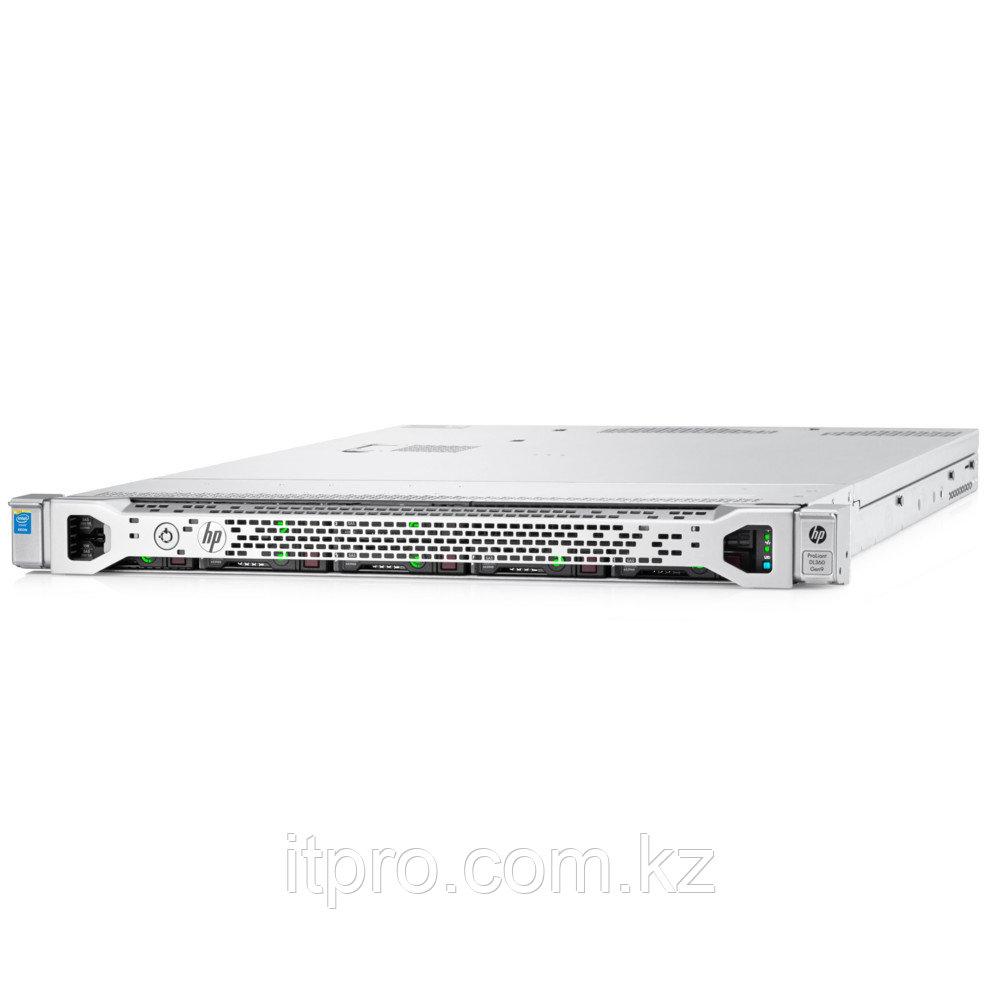 Сервер HPE ProLiant DL360 Gen9 818208-B21 (1U Rack, Xeon E5-2630 v4, 2200 МГц, 10 ядер, 25 МБ)