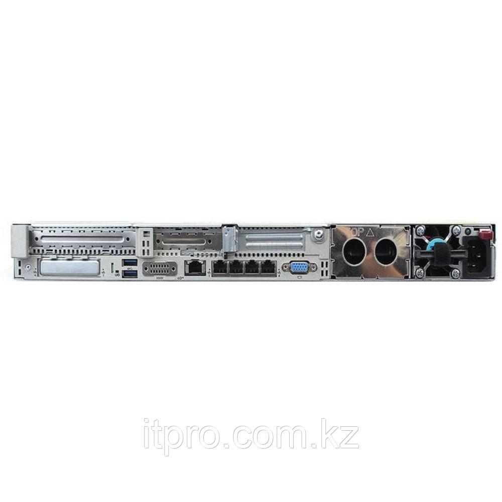 Сервер HPE ProLiant DL360 Gen9 848736-B21 (1U Rack, Xeon E5-2640 v4, 2400 МГц, 10 ядер, 25 МБ, 1x 16 ГБ, SFF