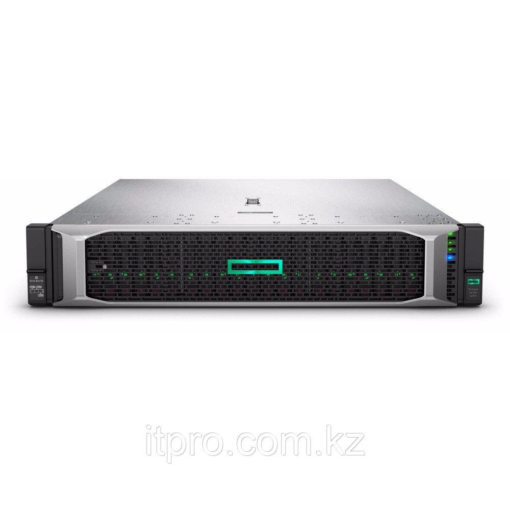 Сервер HPE ProLiant DL380 Gen10 826565-B21 (2U Rack, Xeon Silver 4114, 2200 МГц, 10 ядер, 13.75 MБ, 2x 16 ГБ,