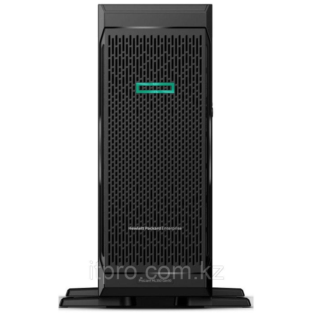 "Сервер HPE ML350 Gen10 877623-421 (Tower, Xeon Gold 5118, 2300 МГц, 12 ядер, 16.5 МБ, 2x 16 ГБ, SFF 2.5"", 8"