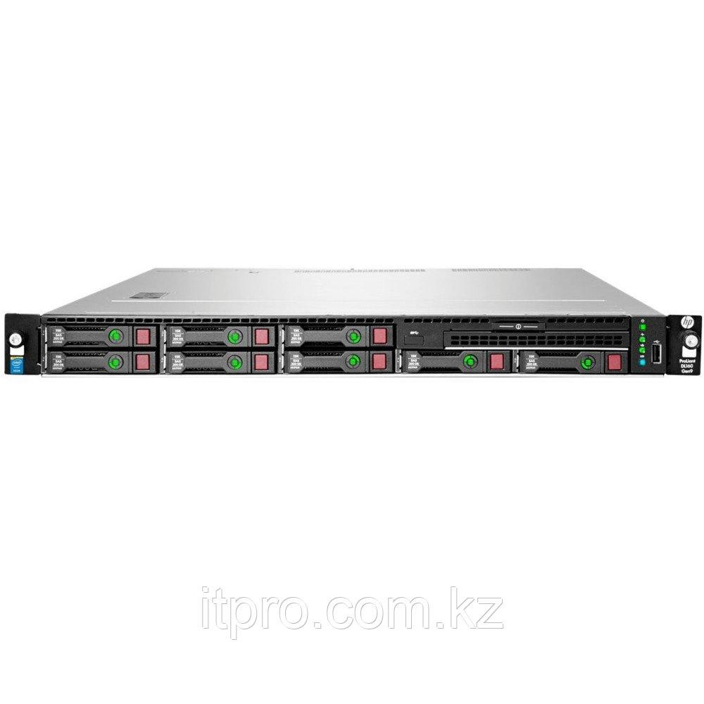 Сервер HPE ProLiant DL360 Gen9 818209-B21 (1U Rack, Xeon E5-2650 v4, 2200 МГц, 12 ядер, 30 МБ)