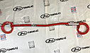 Растяжка передних опор стоек с регулировкой Приора, фото 5