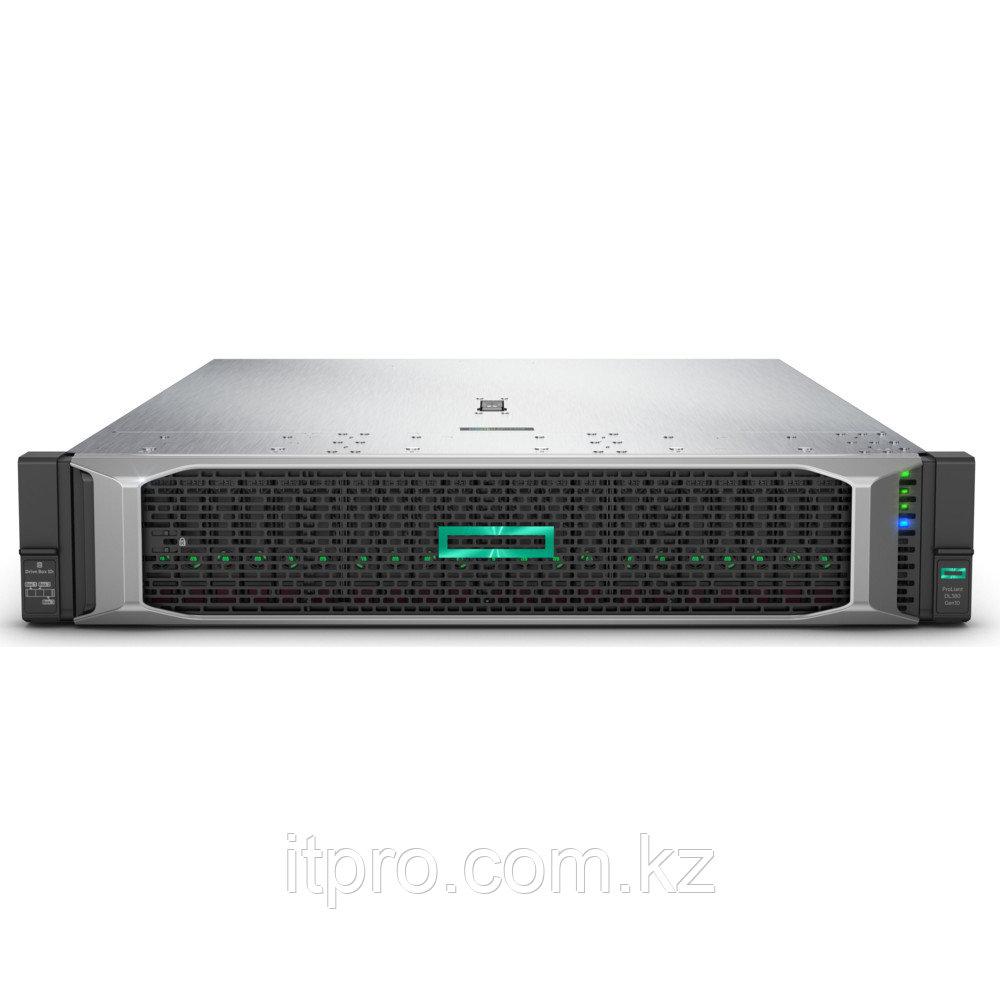 Сервер HPE Proliant DL380 Gen10 826567-B21 (2U Rack, Xeon Gold 6130, 2100 МГц, 16 ядер, 22 МБ, 2x 32 ГБ, SFF