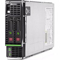 Сервер HPE ProLiant BL460c Gen9 813194-B21 (Blade, Xeon E5-2640 v4, 2500 МГц, 10 ядер, 25 МБ)