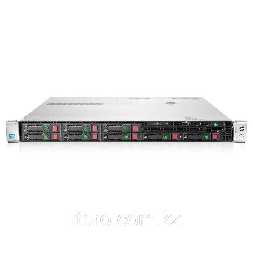 Серверная платформа HPE DL360PG8 380762 (Rack (1U))