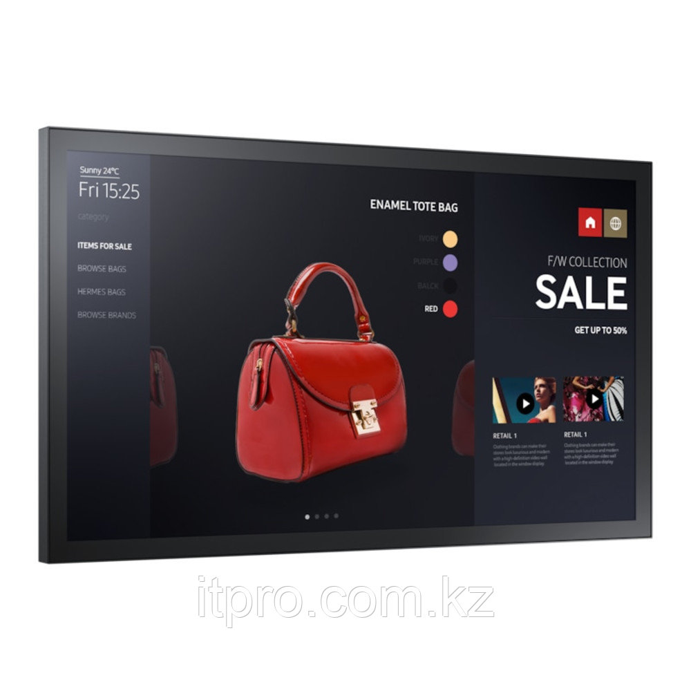 LED / LCD панель Samsung LH32PMFXTBC/CI
