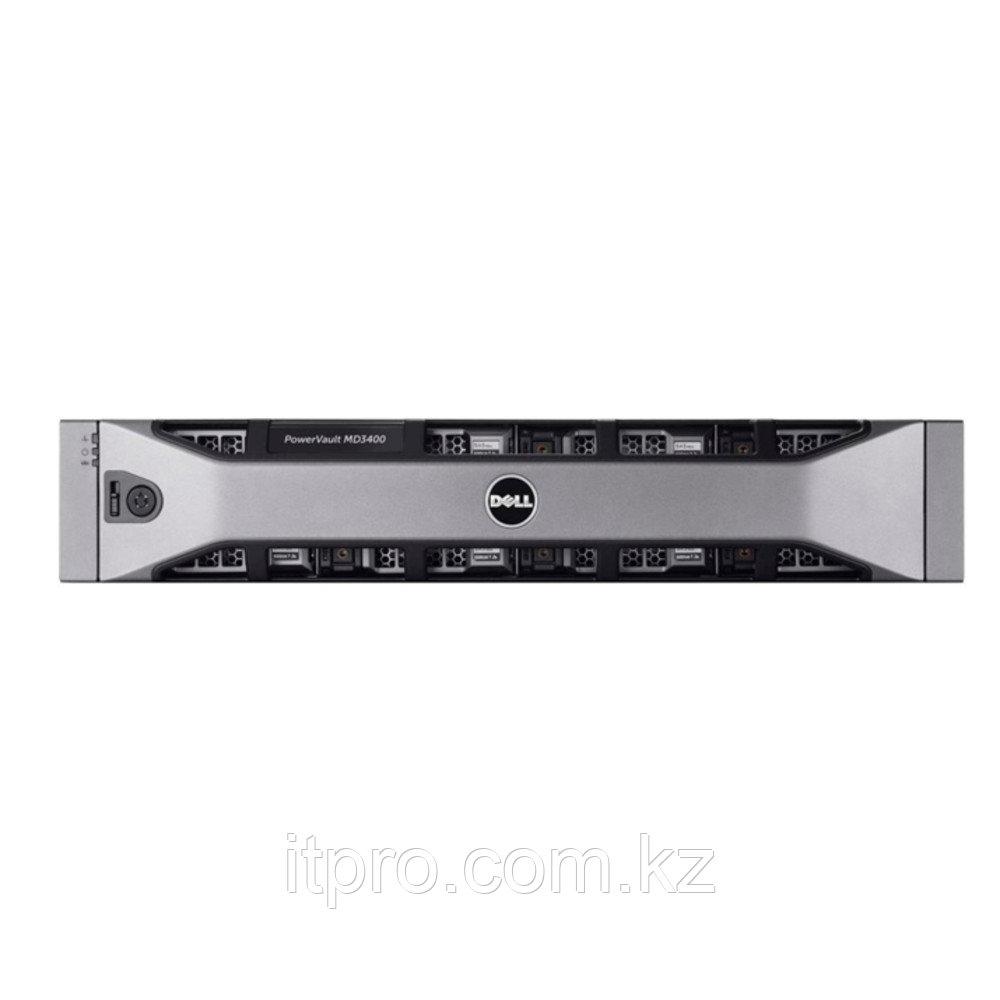 Дисковая полка для системы хранения данных СХД и Серверов Dell MD3800f 210-ACCS-30