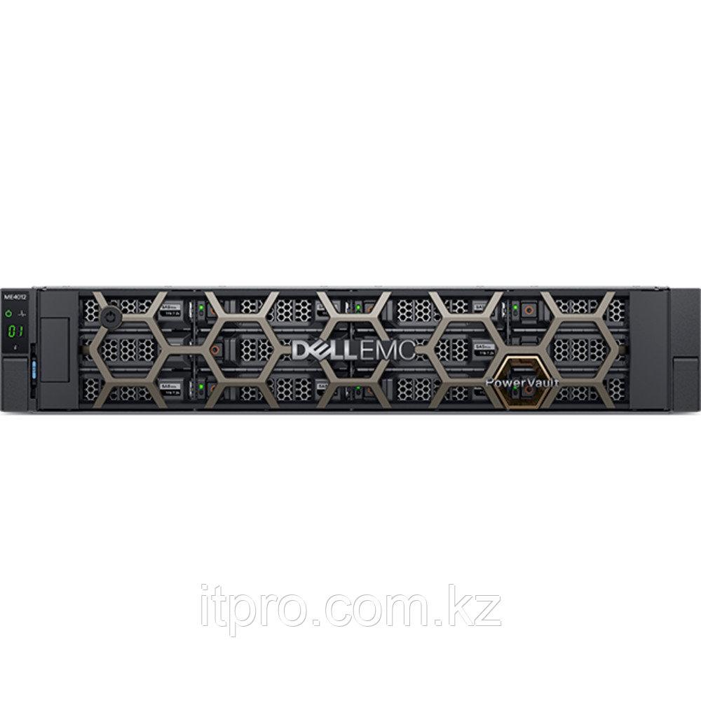 Дисковая полка для системы хранения данных СХД и Серверов Dell ME412 210-AQIG-9