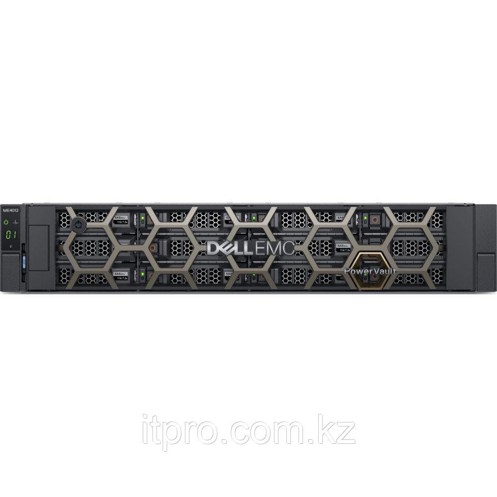 Дисковая полка для системы хранения данных СХД и Серверов Dell PowerVault ME4012 210-AQIE-SAS