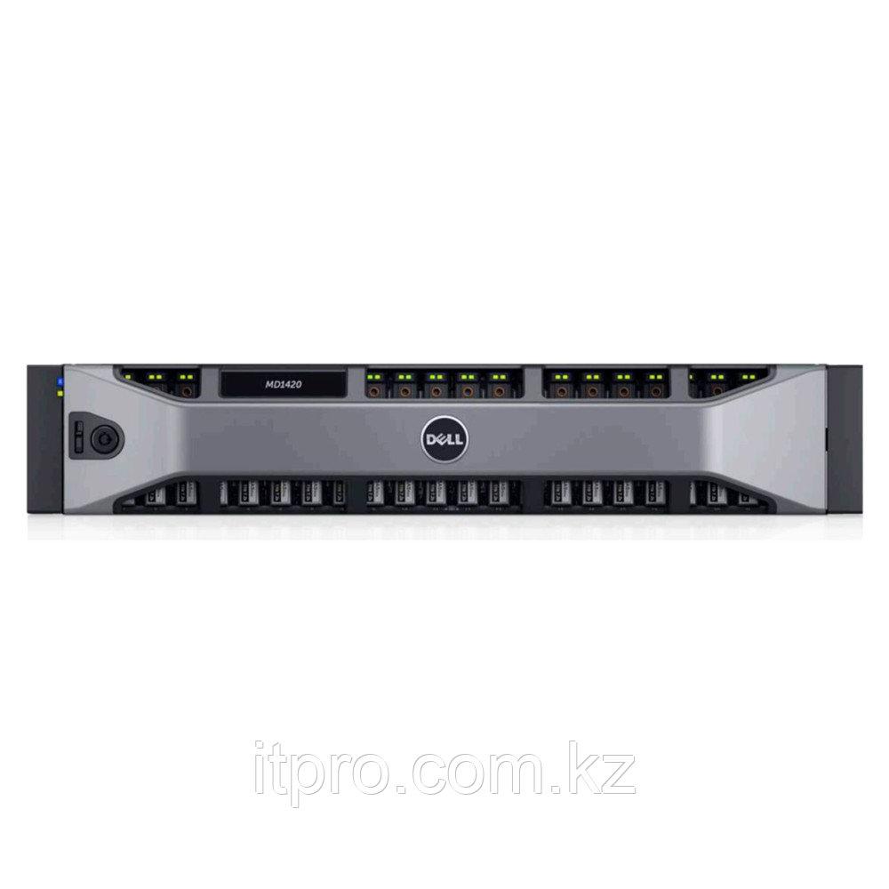 Дисковая полка для системы хранения данных СХД и Серверов Dell MD1420 210-ADBP-017