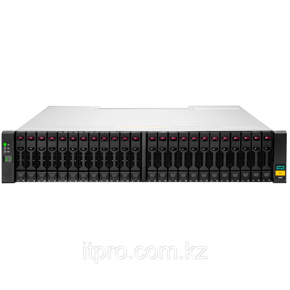 Дисковая полка для системы хранения данных СХД и Серверов HPE MSA 2060 R0Q73A