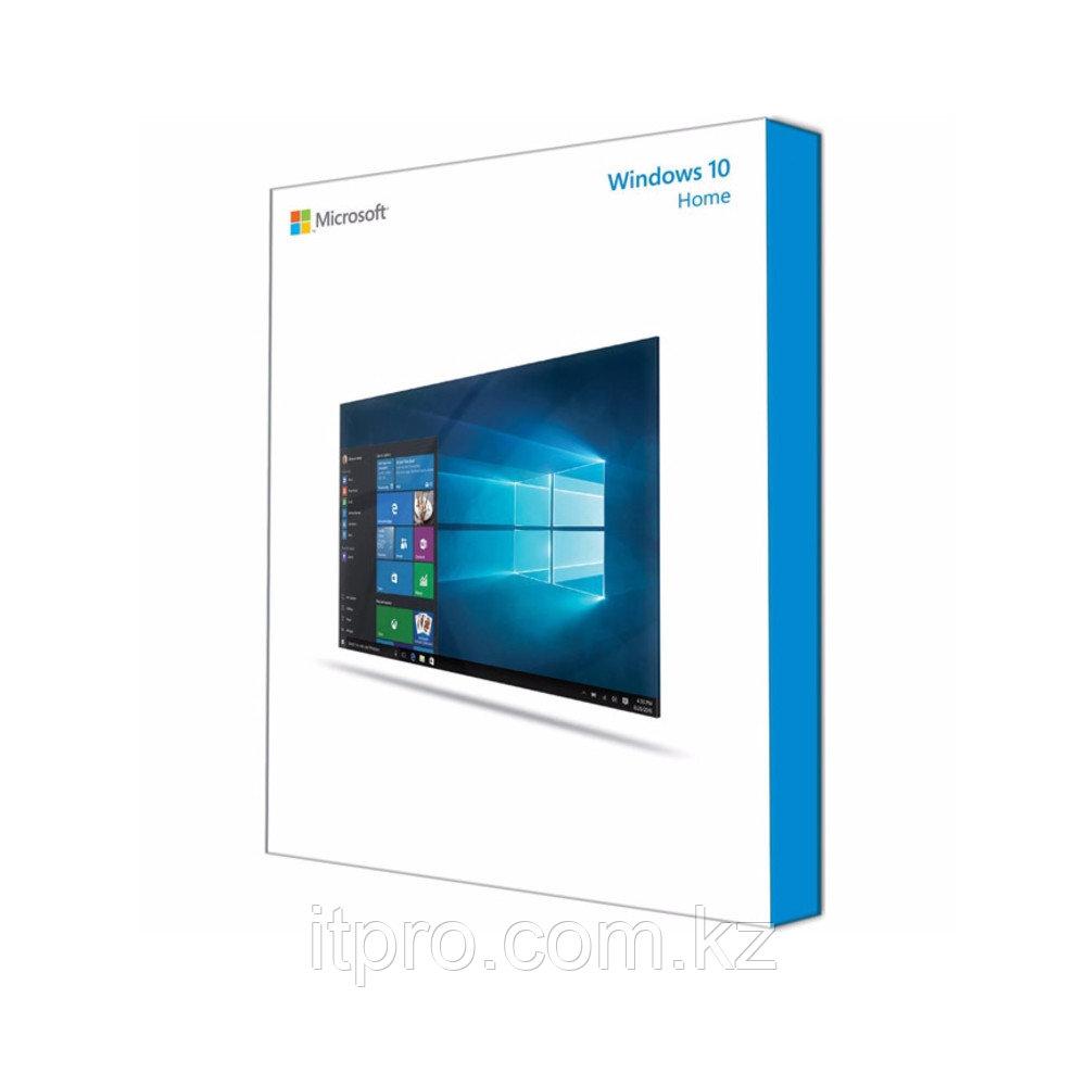 Операционная система Microsoft WinHome GGK 10 64Bit Russian L3P-00008 (Windows 10)