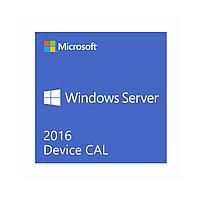 Операционная система Microsoft WinRmtDsktpSrvcsCAL 2016 SNGL OLP NL DvcCAL 6VC-03222 (Windows Server 2016)