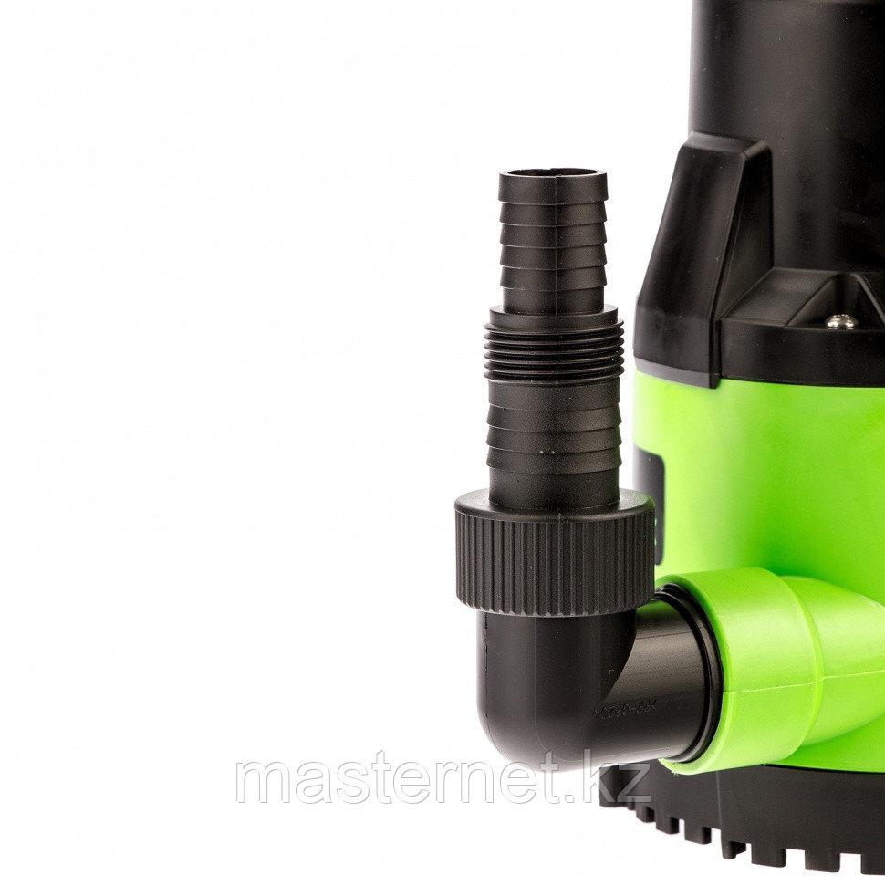 Дренажный насос для чистой воды СДН500-5, 500 Вт, напор 8 м, 8000 л/ч// Сибртех - фото 3