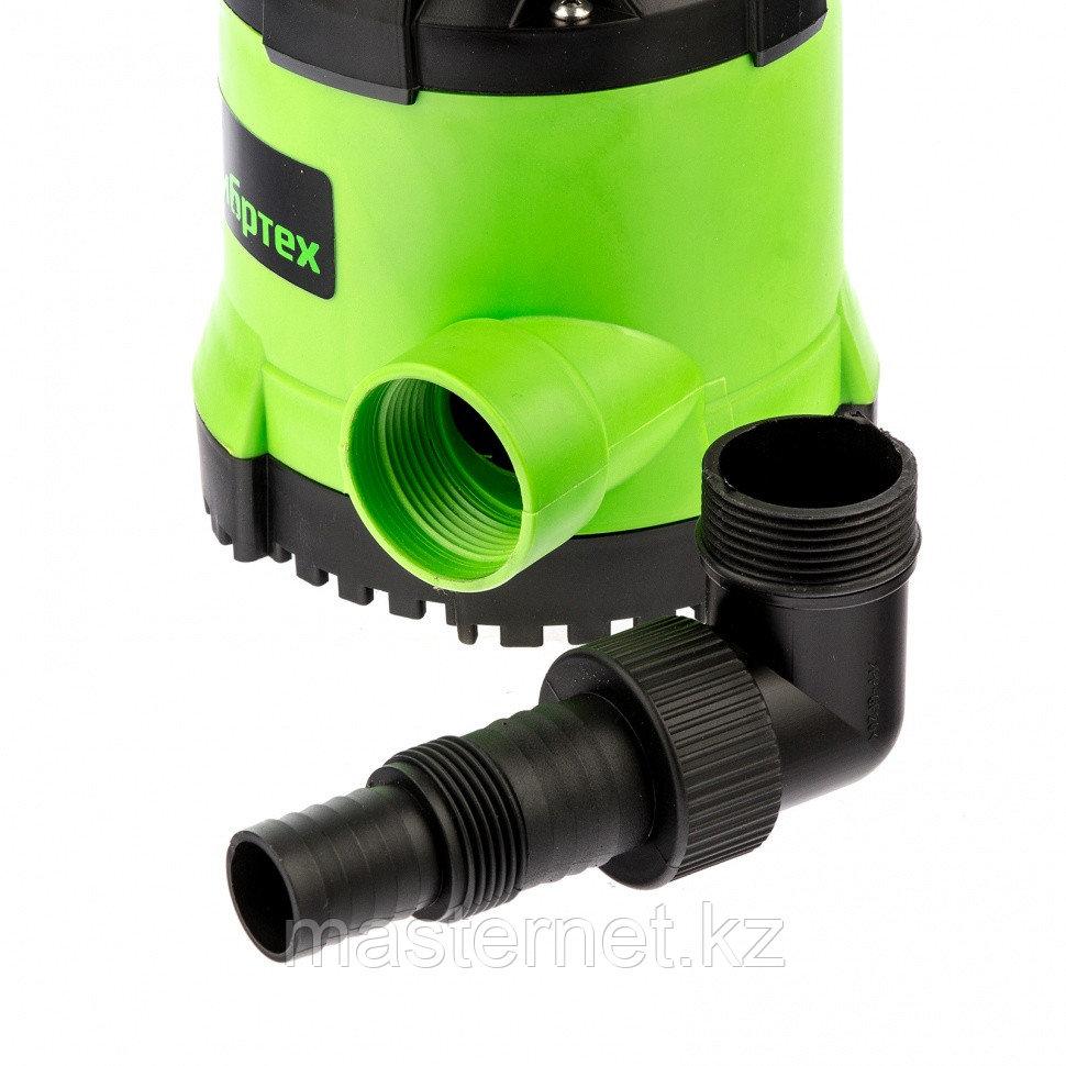 Дренажный насос для чистой воды СДН500-5, 500 Вт, напор 8 м, 8000 л/ч// Сибртех - фото 5
