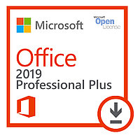 Офисный пакет Microsoft OfficeProPlus 2019 SNGL OLP NL 79P-05729